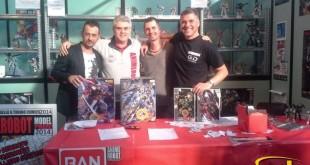 Torino Comics 2014: AnimeRobot Model Prize 2014, I vincitori del concorso Gunpla