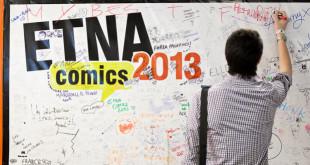 Etna Comics 2013: Resoconto di un appassionato