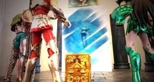 Japan Expo 2016: Gli stupendi diorami dedicati ai Cavalieri dello Zodiaco