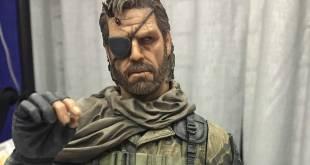 SDCC2016: Venom Snake e Quiet da Gecco