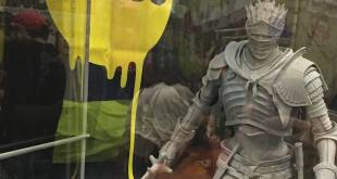 SDCC2016: Soul of Cinder Statue – Dark Soul 3