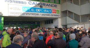 NHOMAD al MODEL EXPO ITALY 2019: Numeri da record con AMMO by MIG
