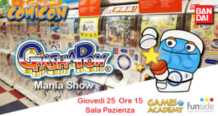 Comicon 2019: Gashapon Mania Show