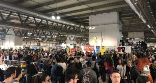 NSH con Gunpla Lab a Cartoomics 2019: numeri da record